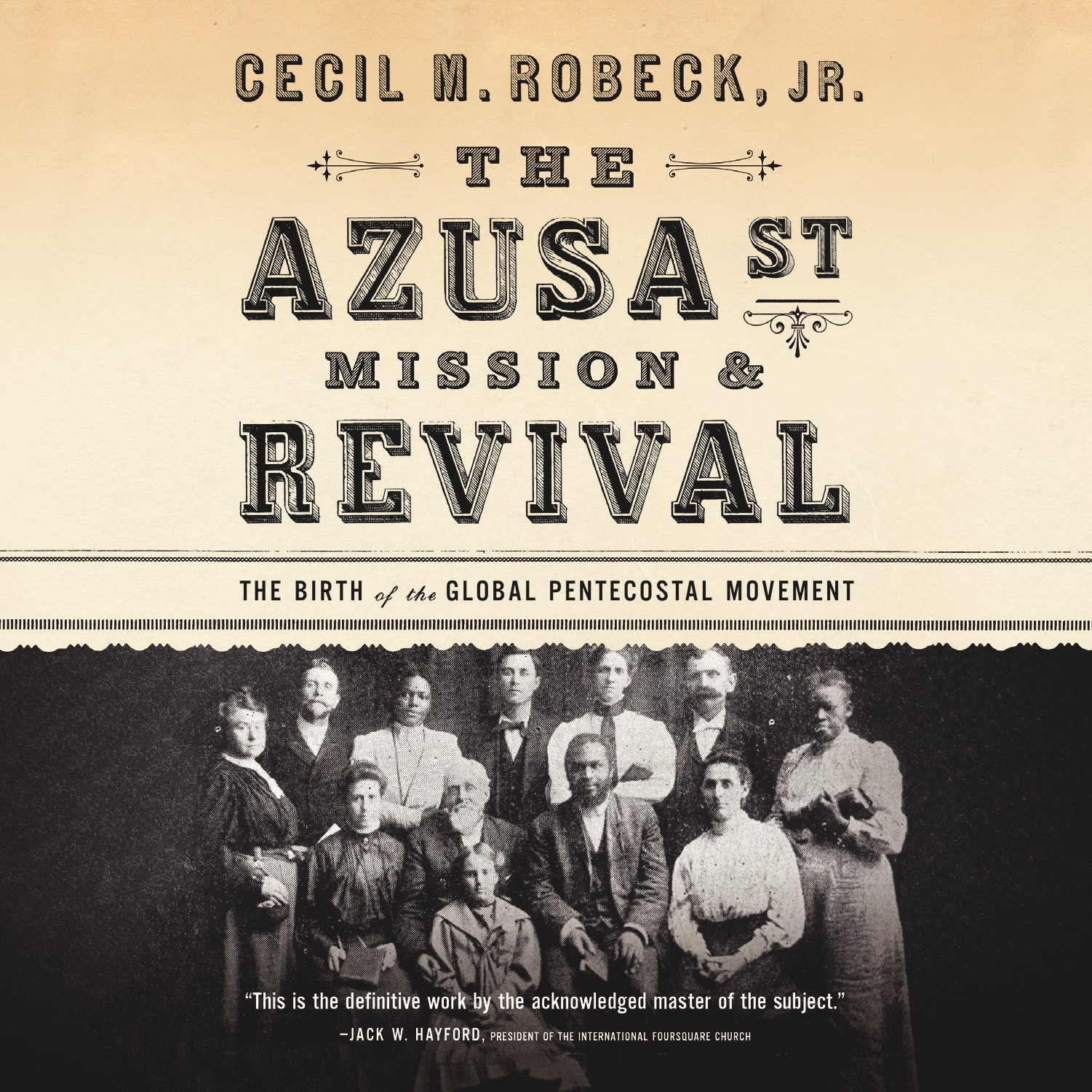 the azusa street revival of 1906 to The azusa street revival marks a period in the history of the pentecostal movement that is remarkably similar to the long-lasting effects of the san francisco earthquake of the same period.