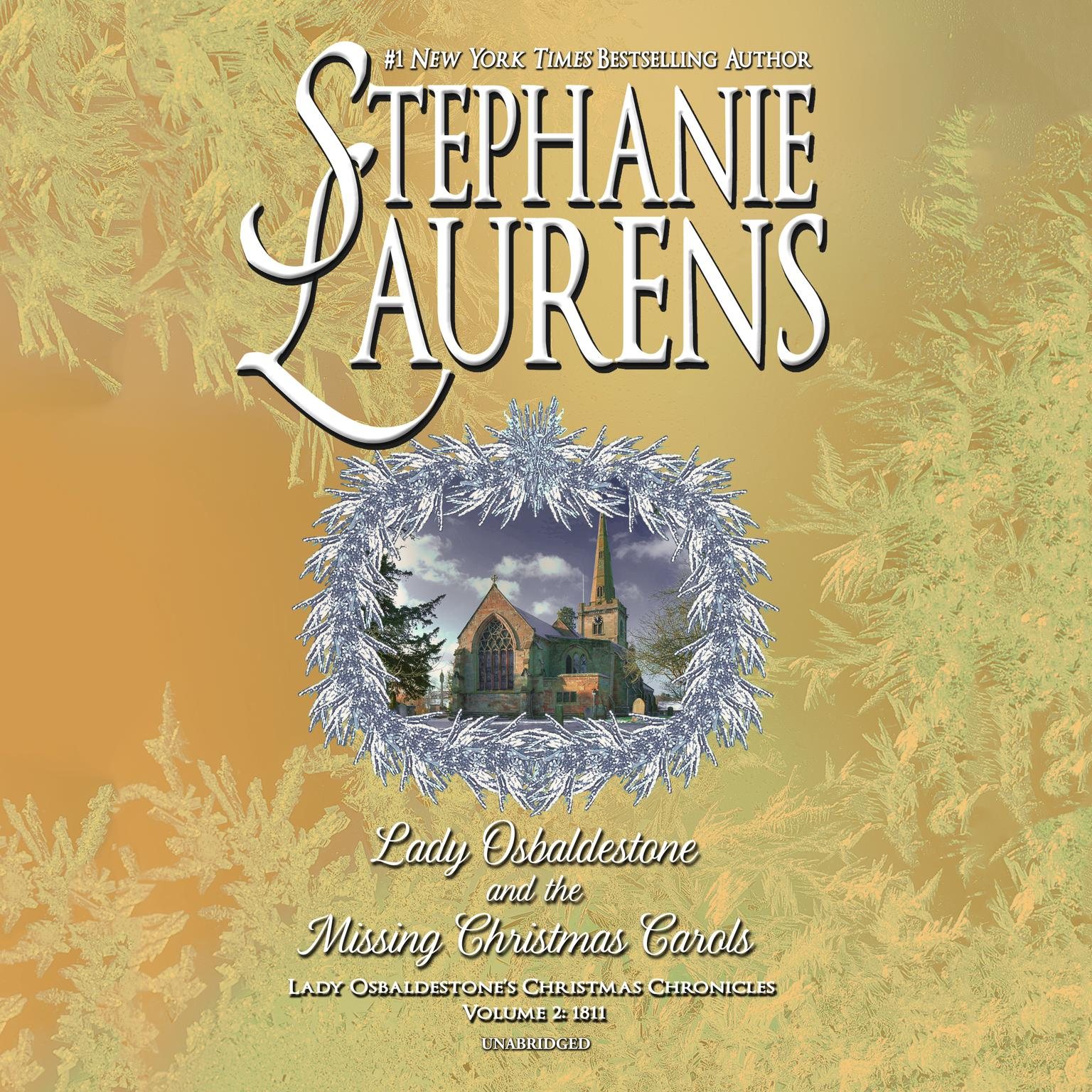 Printable Lady Osbaldestone and the Missing Christmas Carols: Lady Osbaldestone's Christmas Chronicles, Volume 2: 1811 Audiobook Cover Art