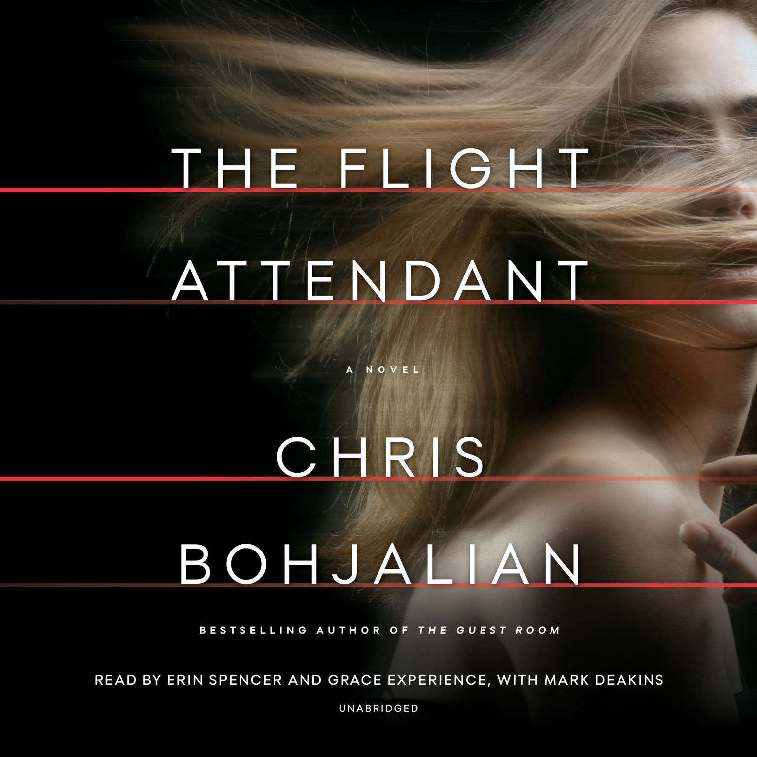 The Flight Attendant: A Novel Audiobook, by Chris Bohjalian