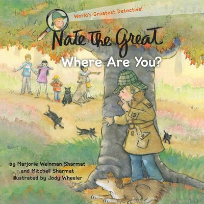 Nate the Great, Where Are You? Audiobook, by Mitchell Sharmat