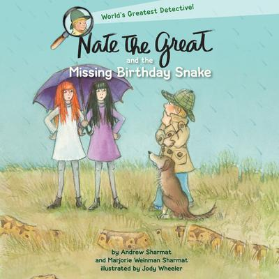Nate the Great and the Missing Birthday Snake Audiobook, by Andrew Sharmat