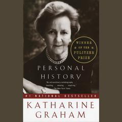 Personal History Audiobook, by Katharine Graham