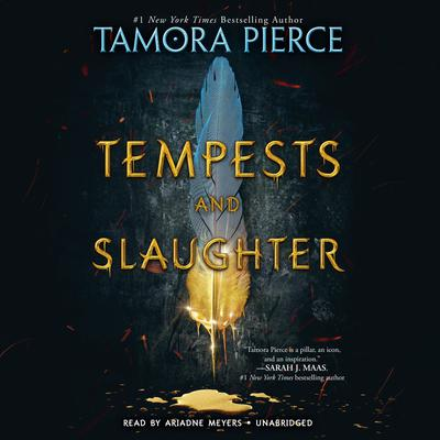 Tempests and Slaughter (The Numair Chronicles, Book One) Audiobook, by Tamora Pierce
