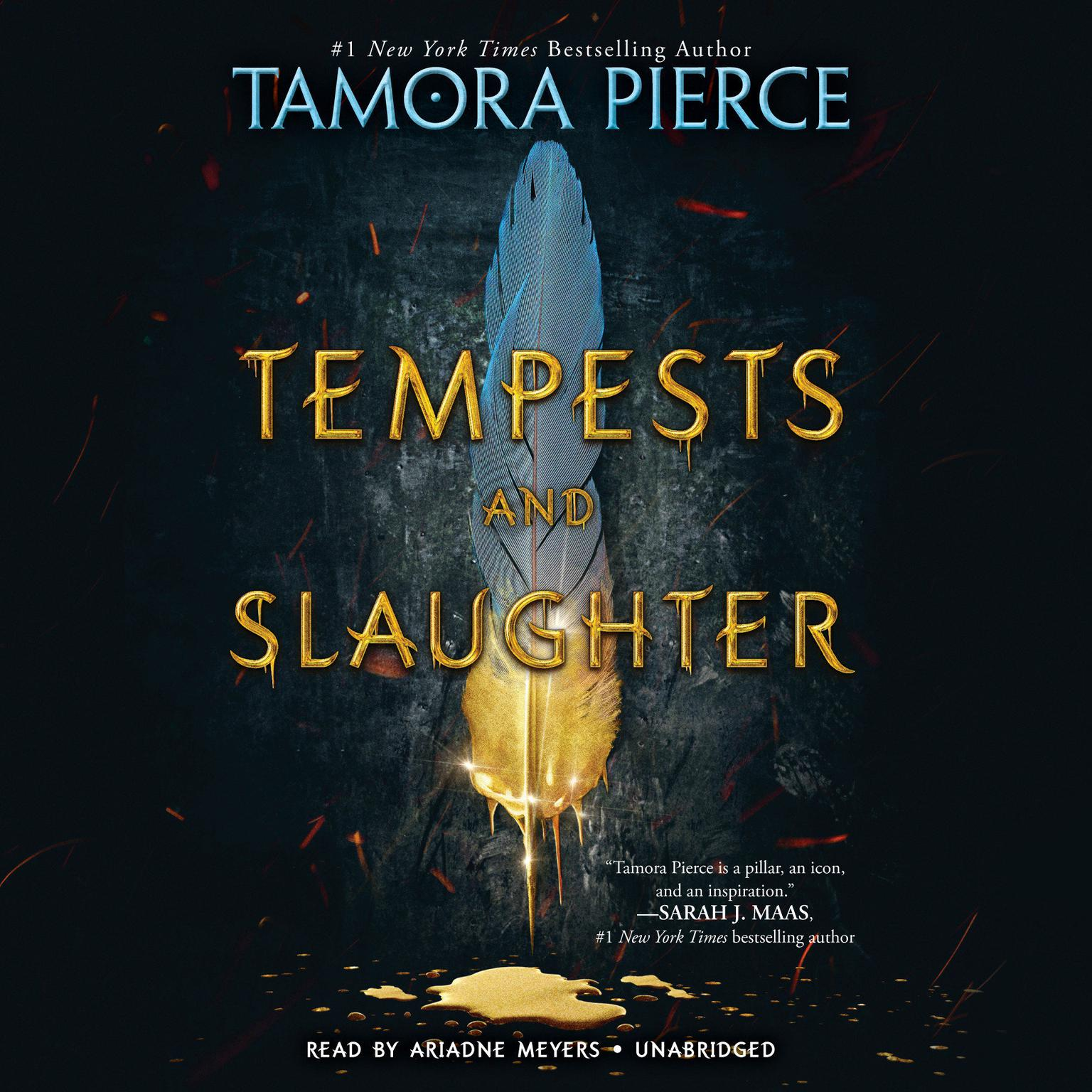 Printable Tempests and Slaughter (The Numair Chronicles, Book One) Audiobook Cover Art
