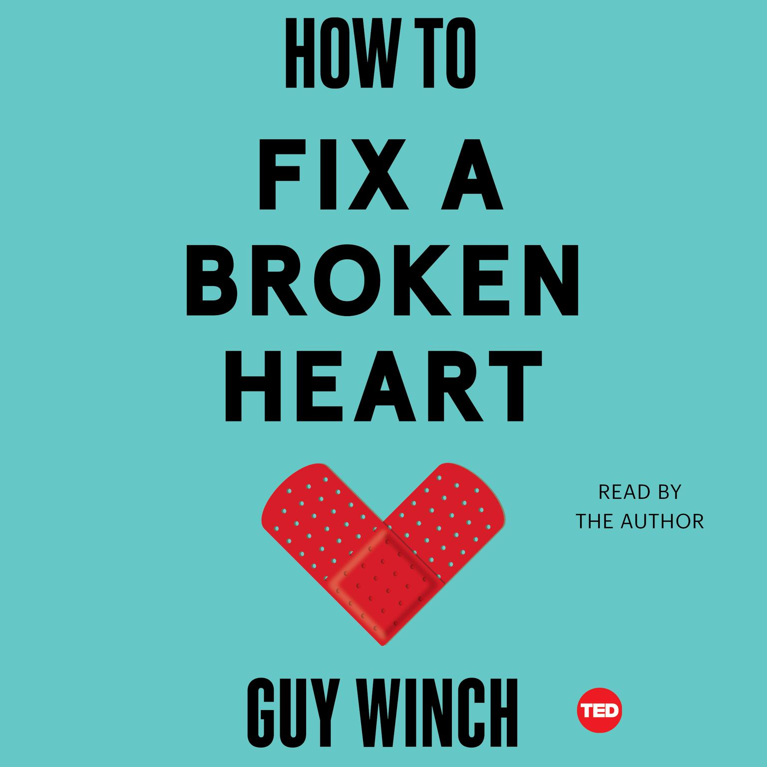 Printable How to Fix a Broken Heart Audiobook Cover Art