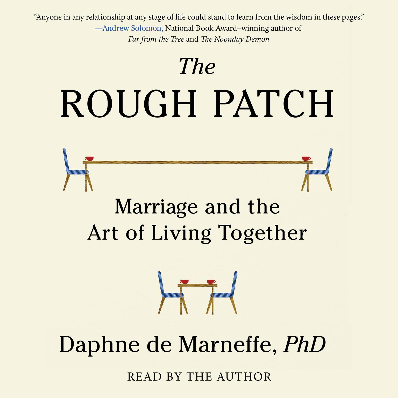 Printable The Rough Patch: Marriage and the Art of Living Together Audiobook Cover Art