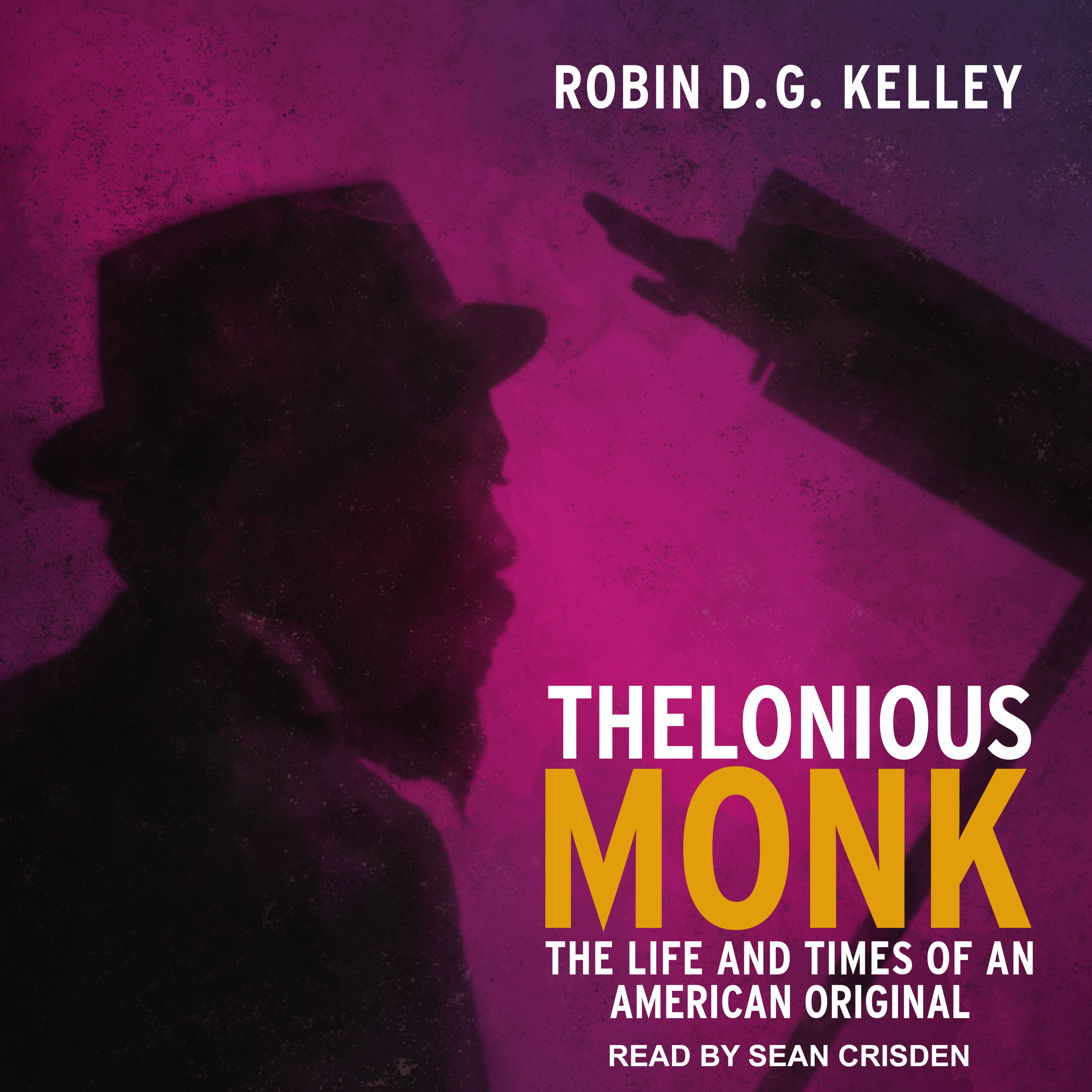Printable Thelonious Monk: The Life and Times of an American Original Audiobook Cover Art