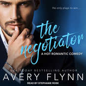 The Negotiator Audiobook, by Avery Flynn