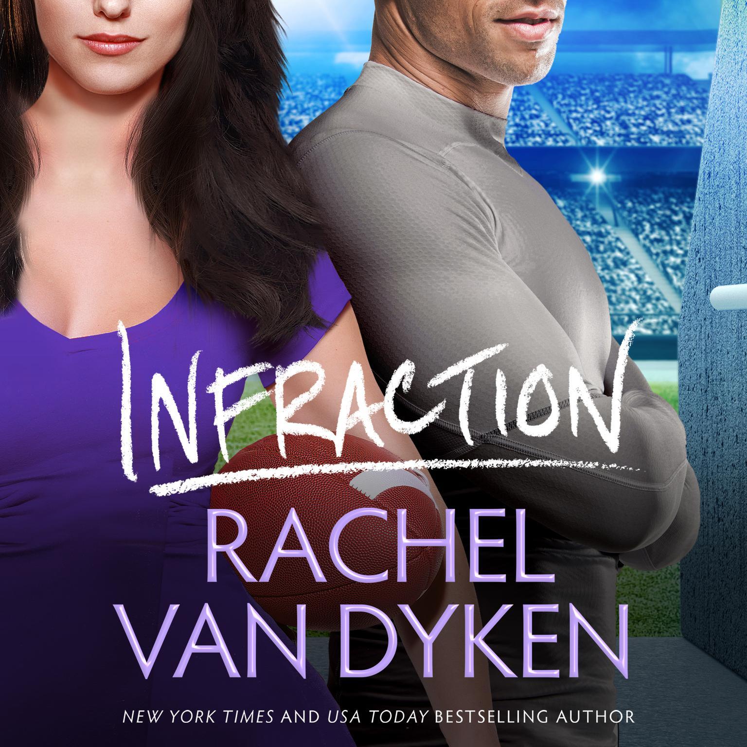 Infraction Audiobook, by Rachel Van Dyken