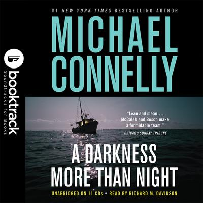 A Darkness More Than Night: Booktrack Edition Audiobook, by
