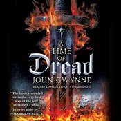 A Time of Dread Audiobook, by John Gwynne