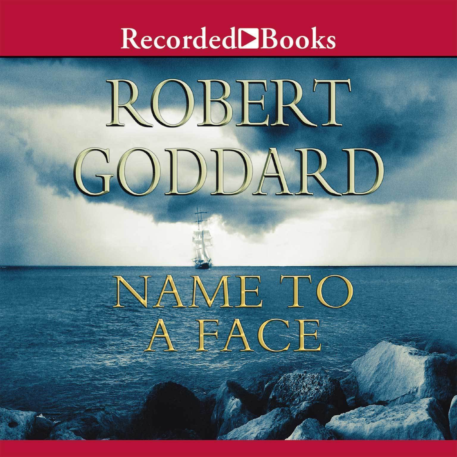 Printable Name to a Face Audiobook Cover Art
