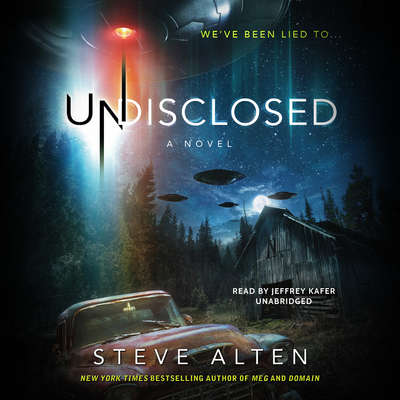Undisclosed Audiobook, by Steve Alten