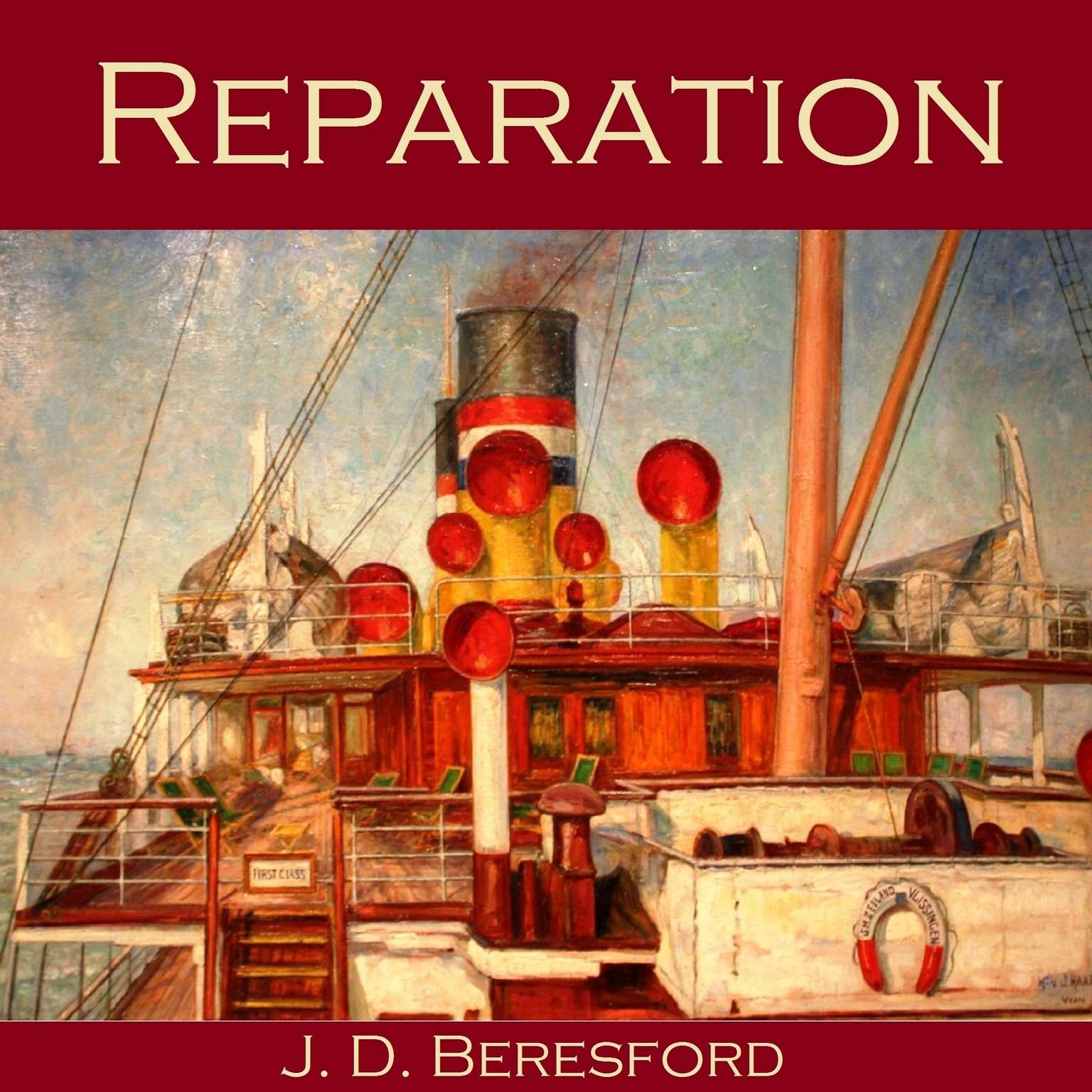 Reparation Audiobook, by J. D. Beresford