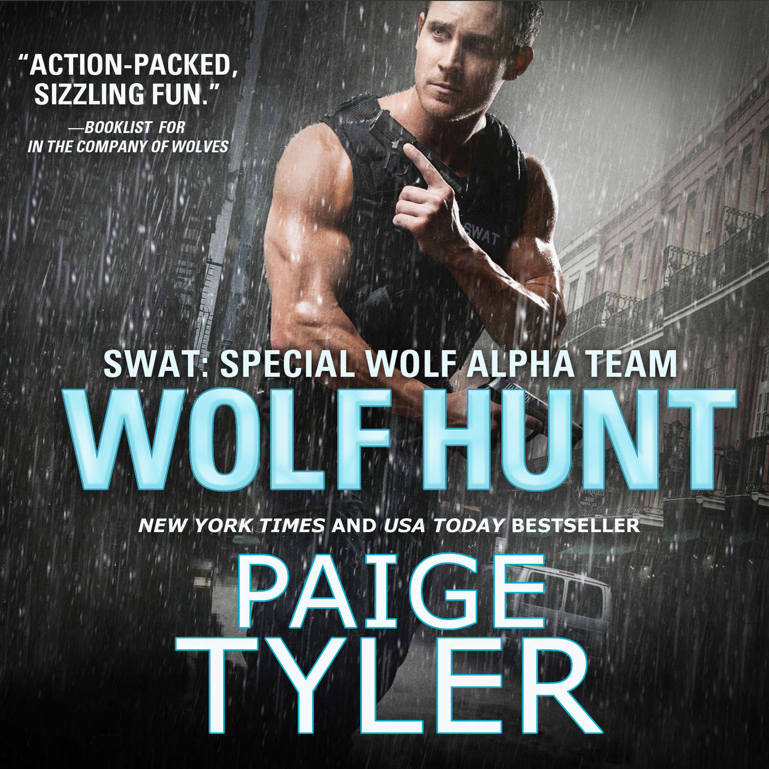 Wolf Hunt Audiobook, by Paige Tyler
