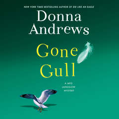 Gone Gull Audiobook, by Donna Andrews