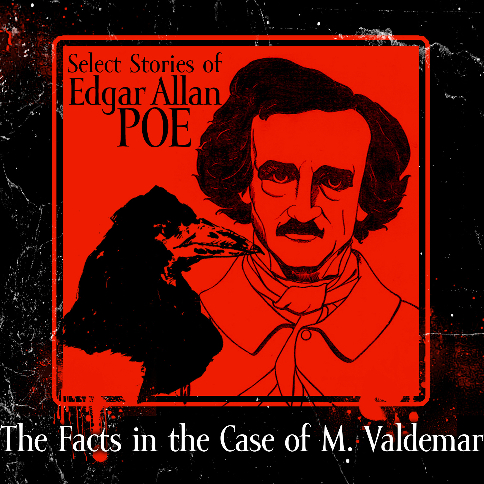 Printable The Facts in the Case of M. Valdemar Audiobook Cover Art