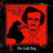 The Gold Bug Audiobook, by Edgar Allan Poe