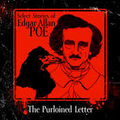 The Purloined Letter Audiobook, by Edgar Allan Poe