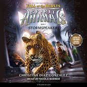 Stormspeaker Audiobook, by Christina Diaz Gonzalez