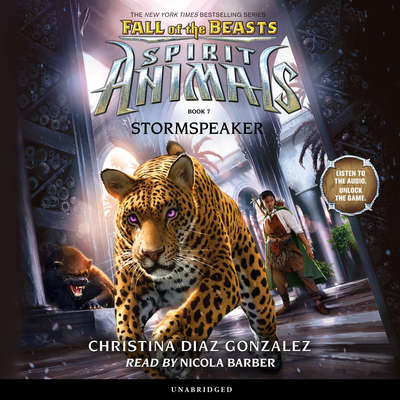 Stormspeaker Audiobook, by Christina Diaz Gonzalez