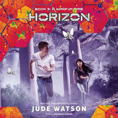 A Warp in Time Audiobook, by Jude Watson