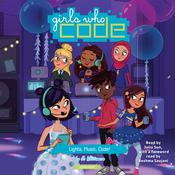 Lights, Music, Code! #3 Audiobook, by Jo Whittemore|