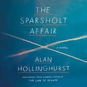 The Sparsholt Affair Audiobook, by Alan Hollinghurst