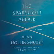 The Sparsholt Affair Audiobook, by Alan Hollinghurst|