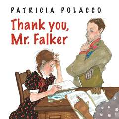 Thank You, Mr. Falker Audiobook, by Patricia Polacco