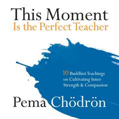 This Moment Is the Perfect Teacher: Ten Buddhist Teachings on Cultivating Inner Strength and Compassion Audiobook, by Pema Chödrön