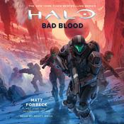 HALO: Bad Blood Audiobook, by Matt Forbeck