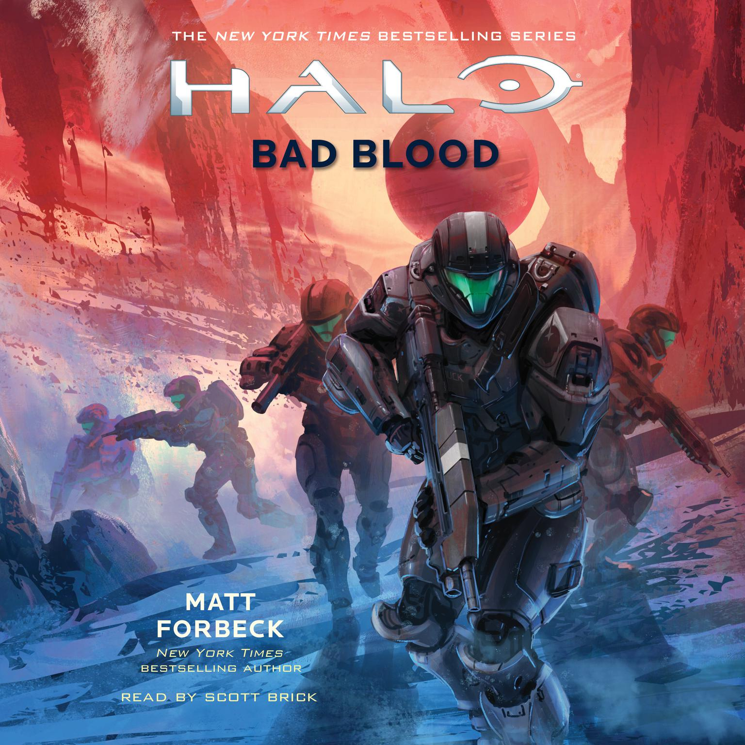 halo bad blood audiobook listen instantly