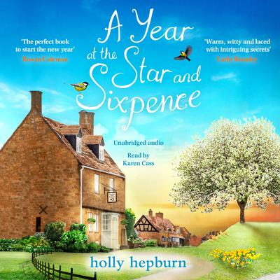 A Year at the Star and Sixpence Audiobook, by Holly Hepburn