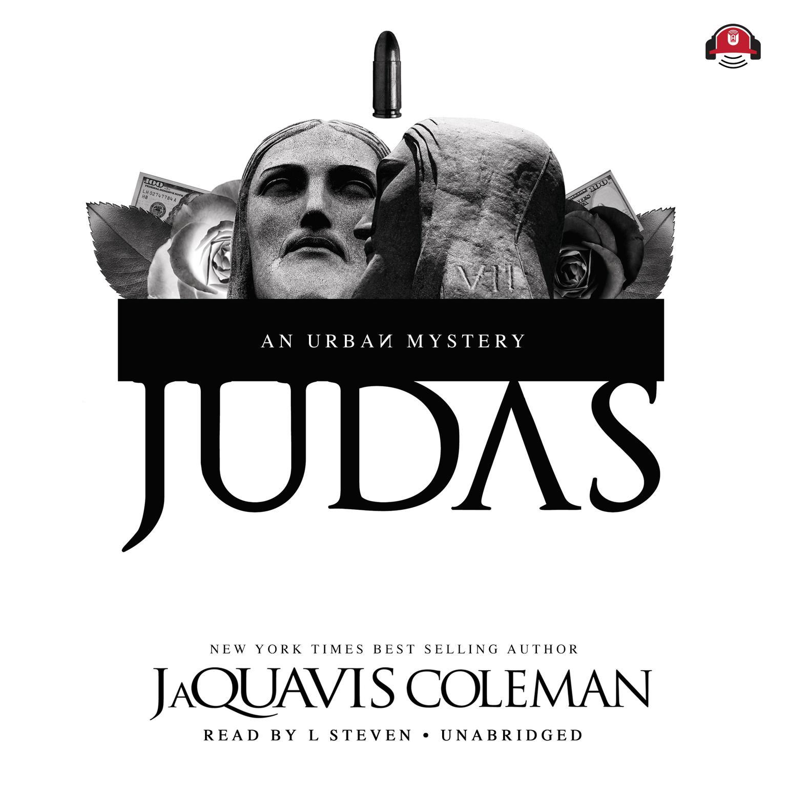 Judas: An Urban Mystery Audiobook, by JaQuavis Coleman