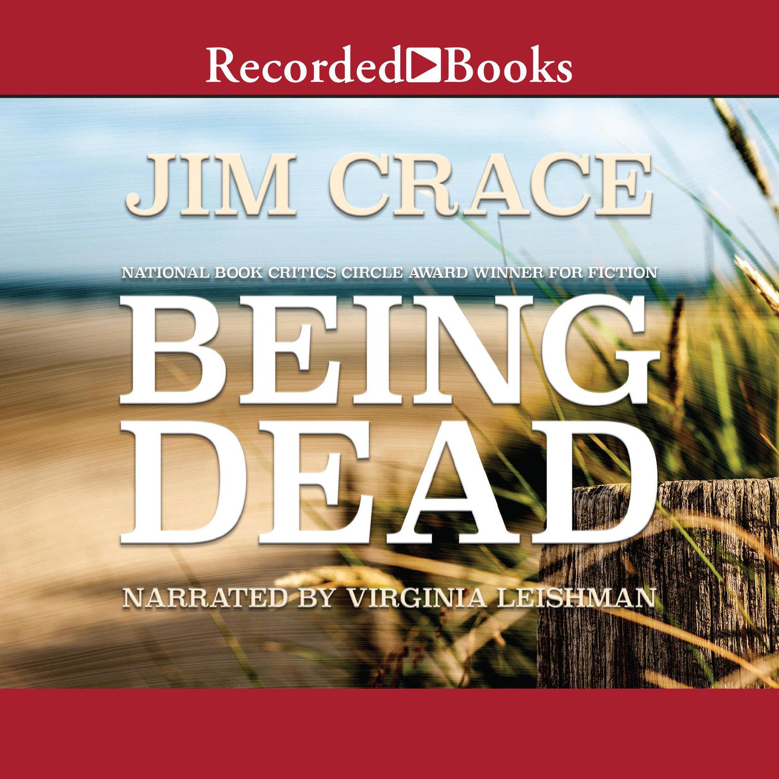 Printable Being Dead: A Novel Audiobook Cover Art