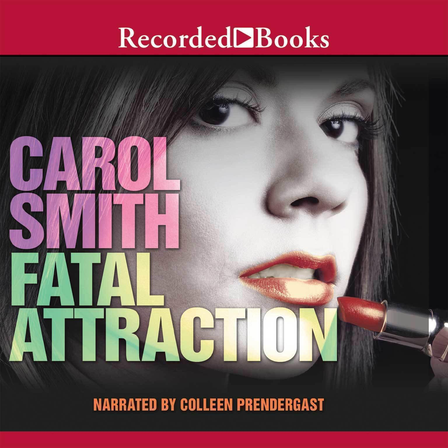 Printable Fatal Attraction Audiobook Cover Art