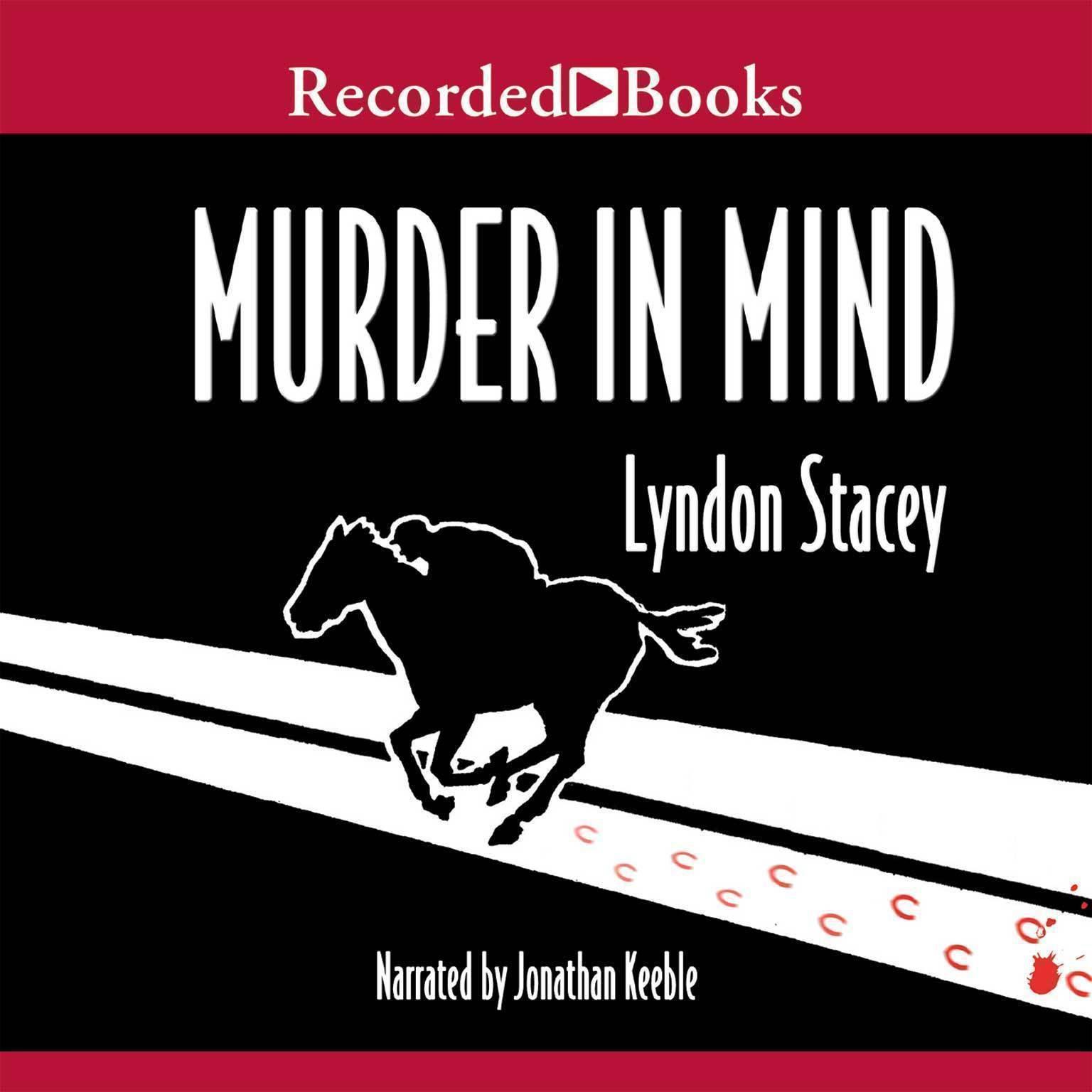Printable Murder in Mind Audiobook Cover Art