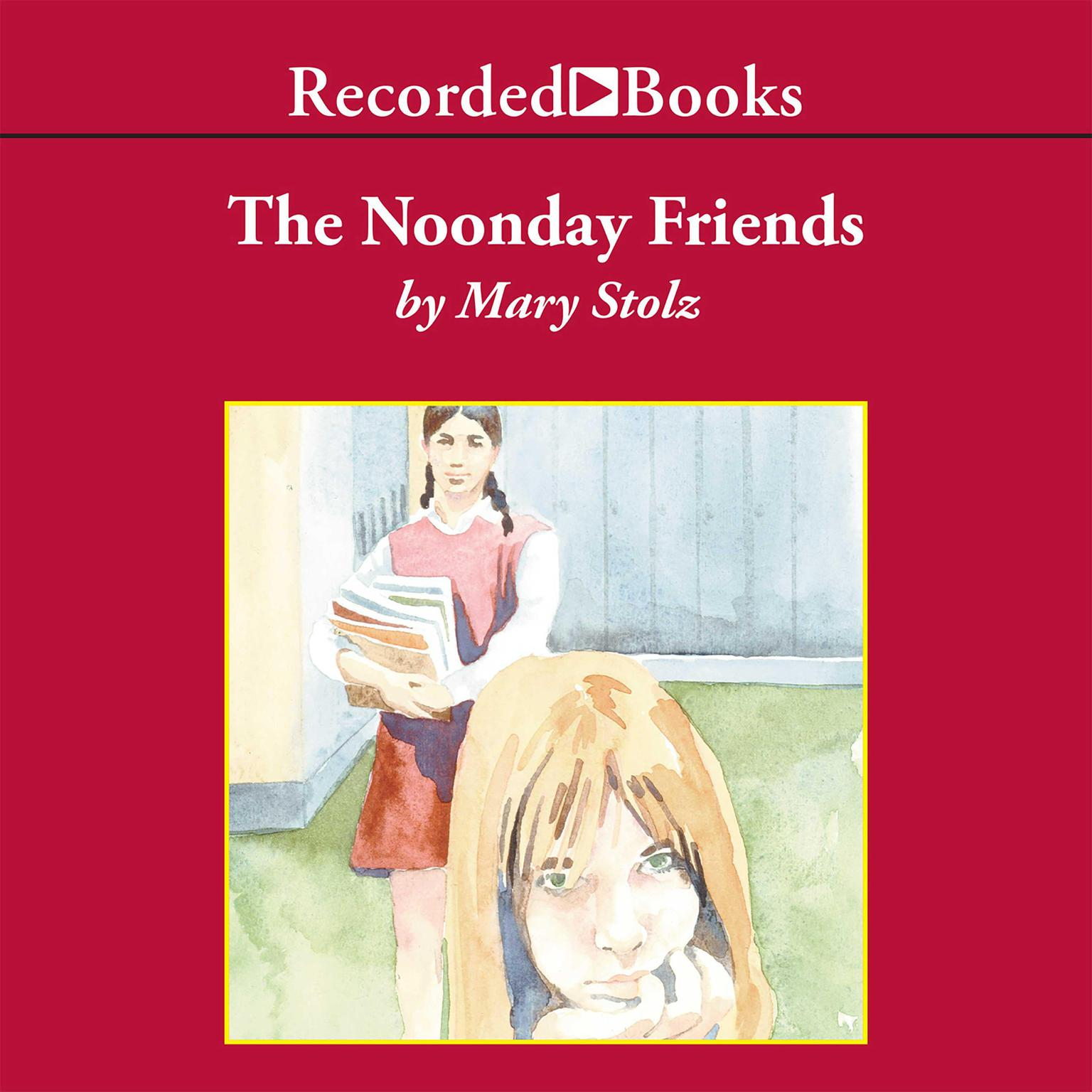 Printable The Noonday Friends Audiobook Cover Art