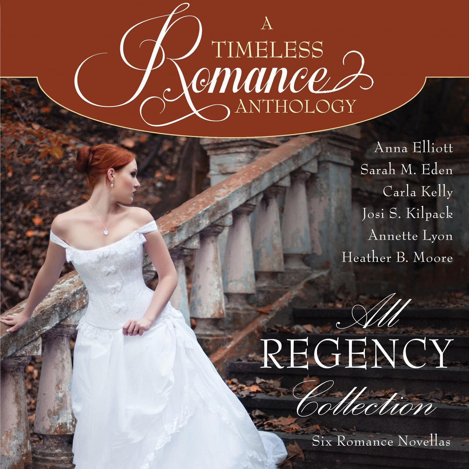 All Regency Collection Audiobook, by Sarah M. Eden