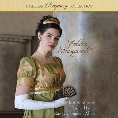Autumn Masquerade Audiobook, by Nancy Campbell Allen