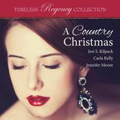 A Country Christmas Audiobook, by Jennifer Moore