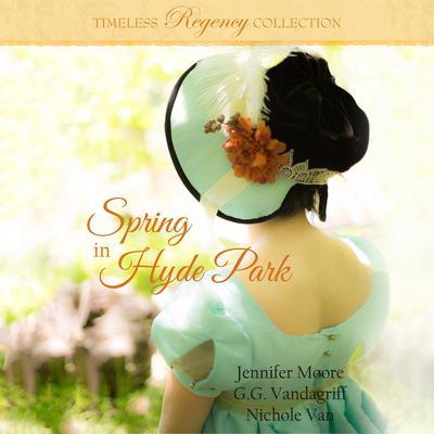 Spring in Hyde Park Audiobook, by Jennifer Moore