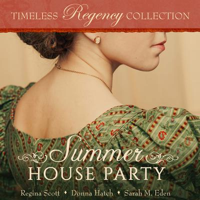 Summer House Party Audiobook, by Sarah M. Eden