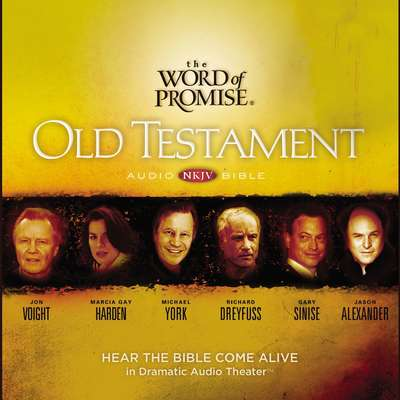 The Word of Promise Audio Bible - New King James Version, NKJV: Old Testament: Audio Bible Old Testament Audiobook, by Thomas Nelson Publishers
