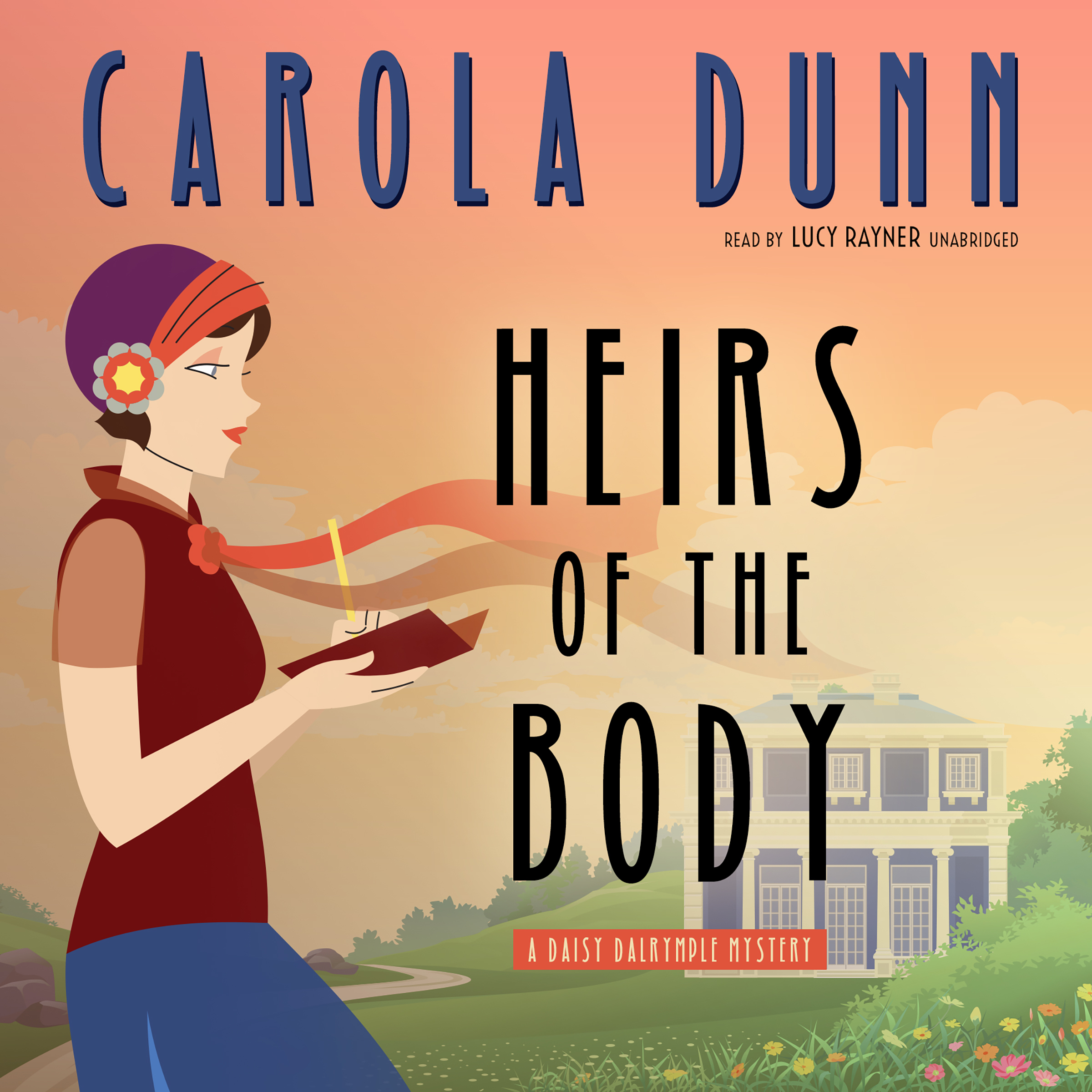 Printable Heirs of the Body: A Daisy Dalrymple Mystery Audiobook Cover Art