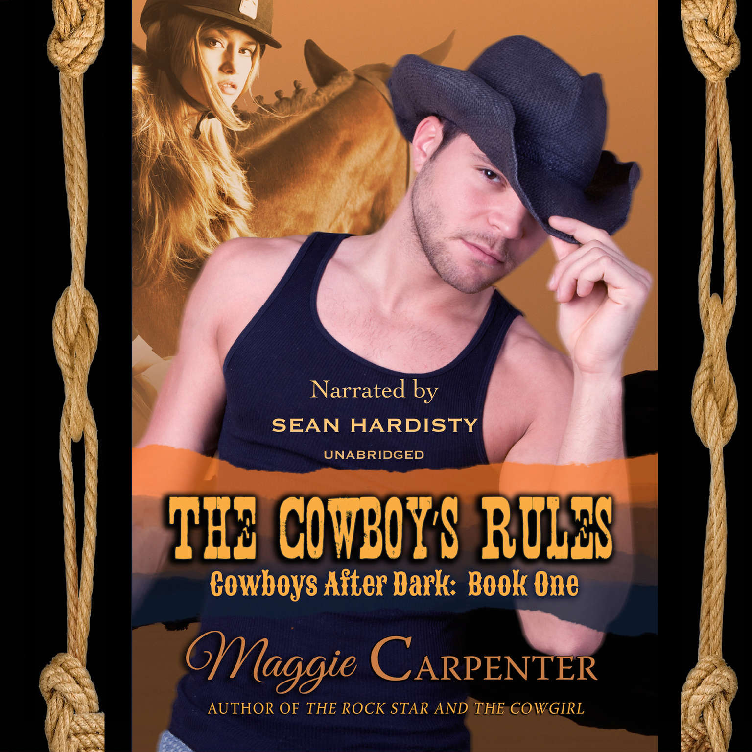 The Cowboy's Rules  Audiobook, by Maggie Carpenter