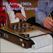US Army 1960s Polygraph Training Audiobook, by US Army