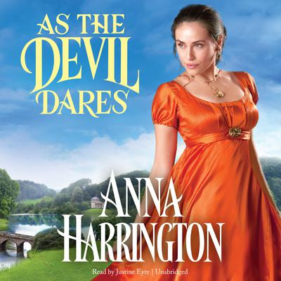 As the Devil Dares Audiobook, by Anna Harrington