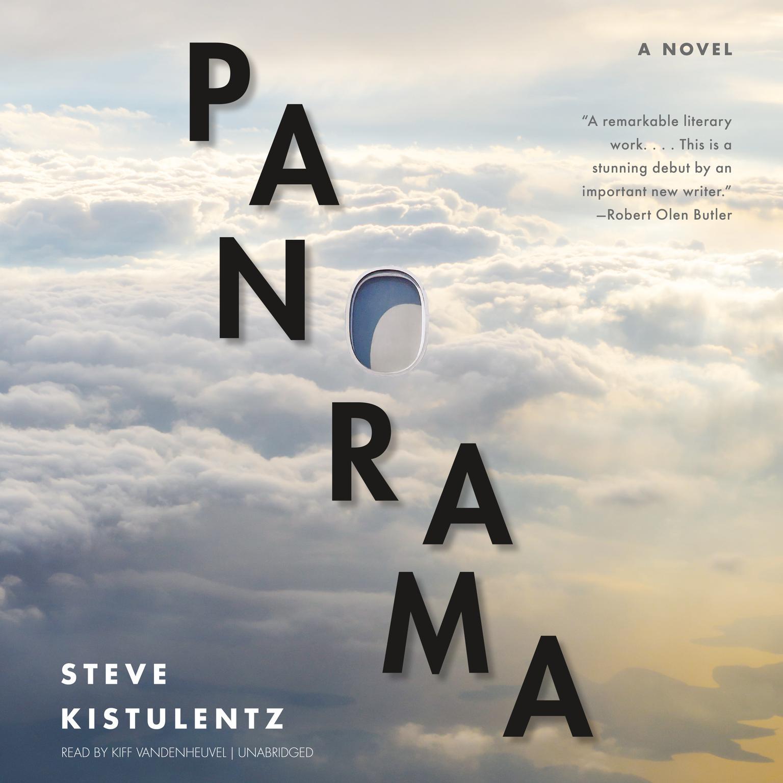 Panorama Audiobook, by Steve Kistulentz